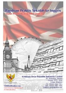[Februari 2013] Panduan Praktis Sekolah ke Inggris - KBRI London