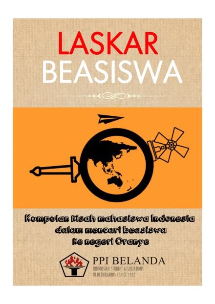 [Oktober 2013] Laskar Beasiswa - PPI Belanda