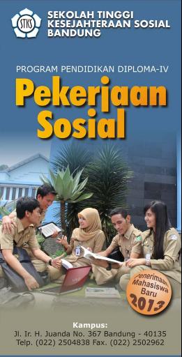 29 Januari 2015 - Jejak Inspirasi di STKS Bandung