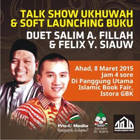 Ust Salim dan Ust Felix 0