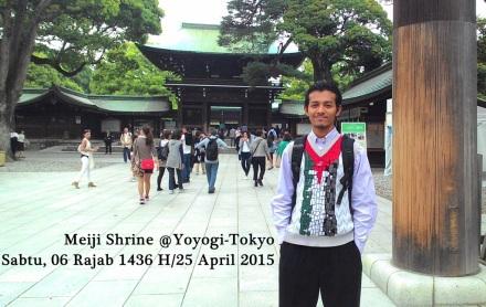 Jalan-jalan dari Harajuku Station --> Yoyogi Park --> Cambodia Festival dan lain-lain