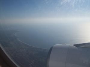 03 Kepulauan Jepang dari atas awan