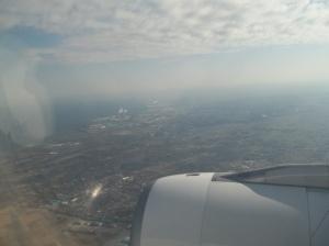 04 Wilayah Jepang dari atas awan