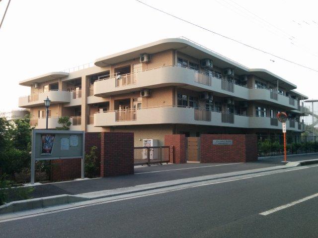 Salah satu Lembaga Pelayanan Sosial Anak di Sagamiraha Shi, Kanagawa Ken, Jepang.