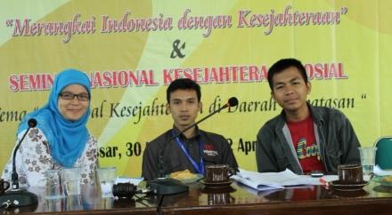 04.1 Presidium Sidang Tetap Kongres II FORKOMKASI 2012