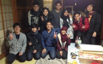 Meet Up Alumni NLEC Bandung bersama Morimoto Sensei