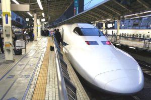 Sumber Gambar Shinkansen Nozomi dari sini