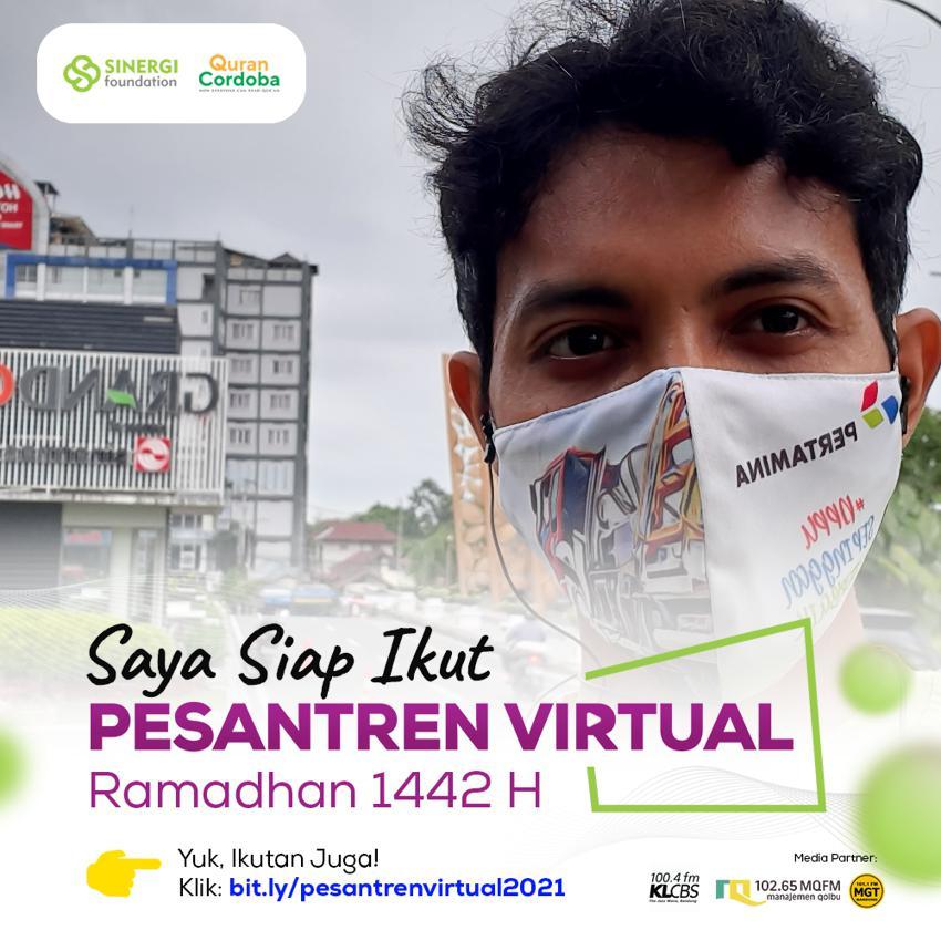 Pesantren Virtual Ramadhan 2021