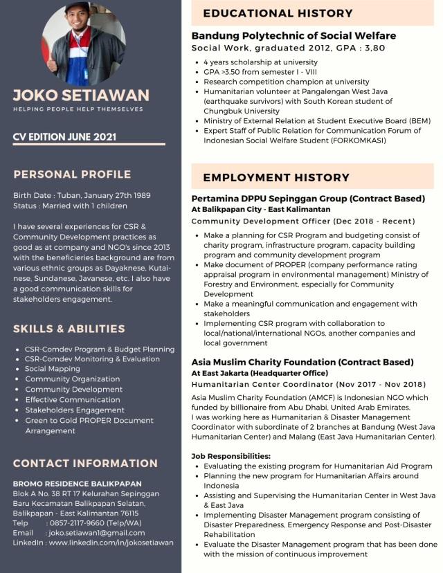 June 2021_CV Joko Setiawan English 1